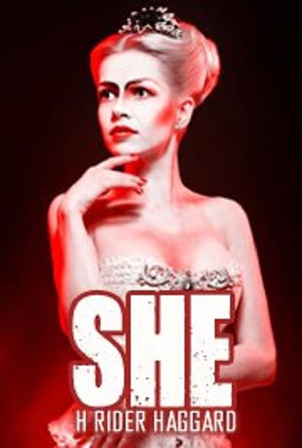 Audiobook SHE by H Rider Haggard no CD MP3