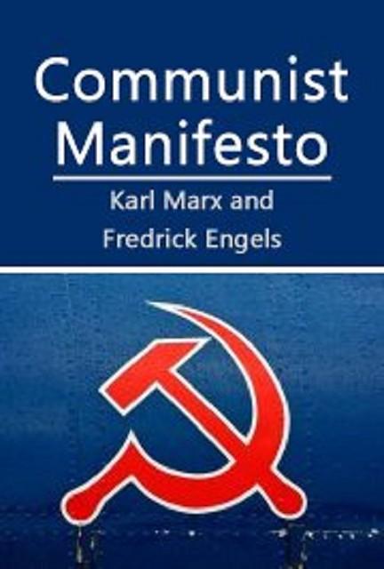 Audiobook COMMUNIST MANIFESTO by Karl Marx and Frederick Engels no CD MP3