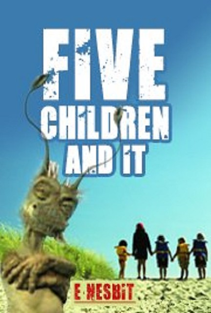 Audiobook FIVE CHILDREN AND IT by E Nesbit no CD MP3
