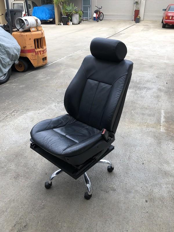 BMW E39 Garage Chair