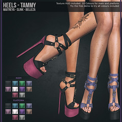 Tooty Fruity - Heels - Tammy
