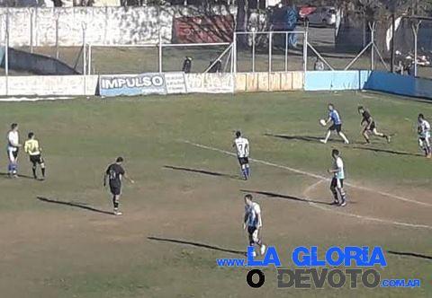 Argentino-Rancagua. Liga local. 08/10/19