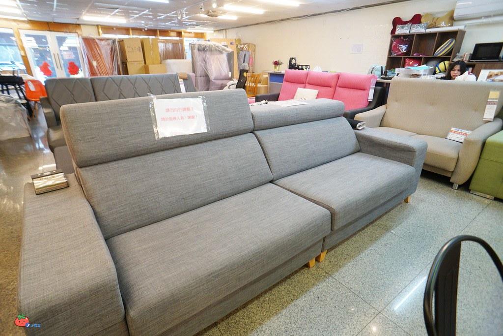 高雄買沙發推薦高雄億家具工廠