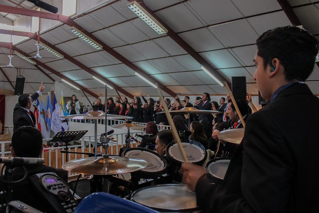 Unidos para agradecer en Coquimbo