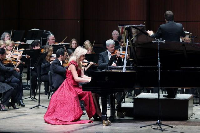 Olga Kern, GR Symphony, and Tchakovsky's 'Romeo & Juliet'
