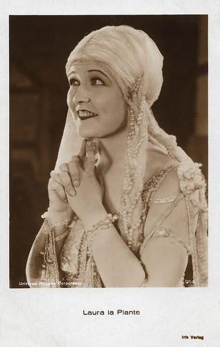 Laura La Plante in The Midnight Sun (1926)