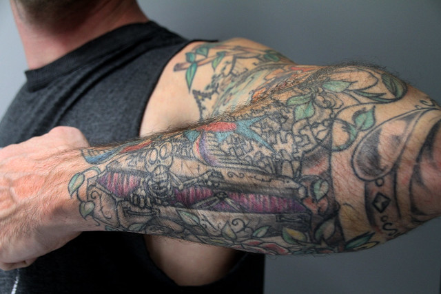 Tattoo Talk Folk Rocker Mickey Moone Discusses Painful Ink