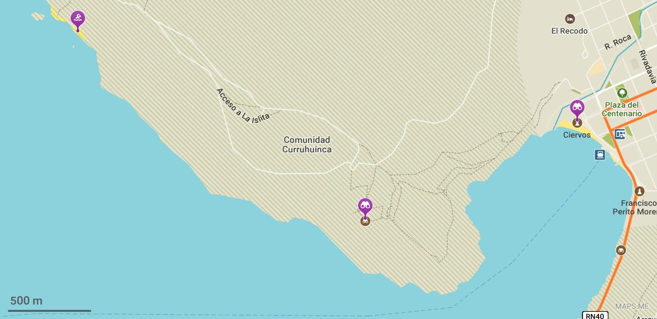 Bandurrias viewpoint trails