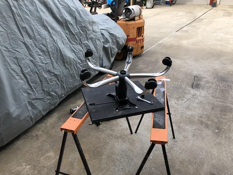 Garage Chair