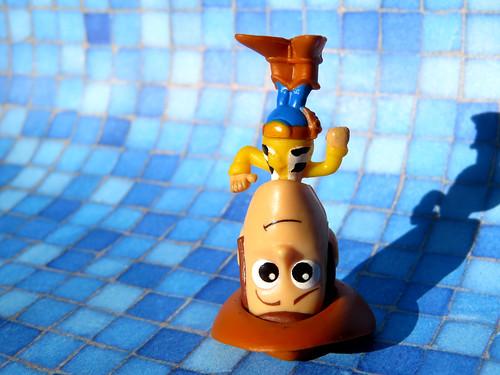 Upside Down Woody