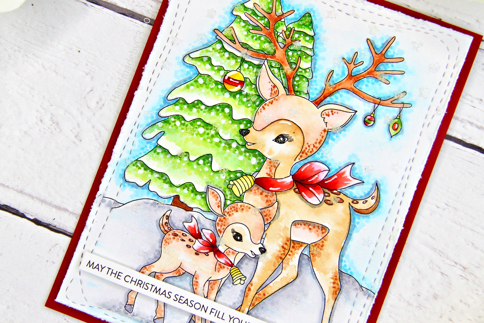 SSS Christmas card #2 closeup1