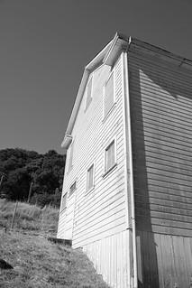 Old Mule Barn, Fort McDowell, Angel Island, San Francisco Bay