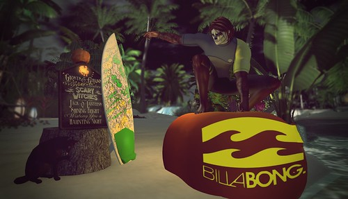 """Surfer's Bay Halloween Entry"""