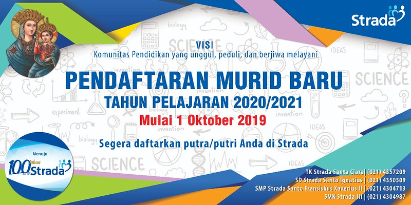 Penerimaan Murid Baru Tahun Pelajaran 2020-2021