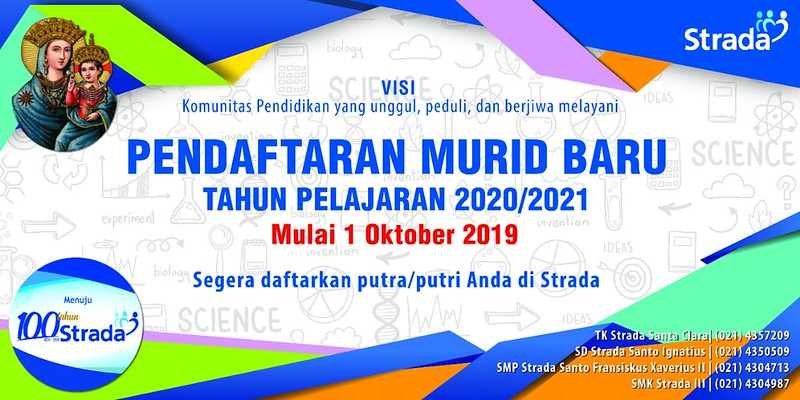 Penerimaan Murid Baru Tahun Pelajaran 2020/2021