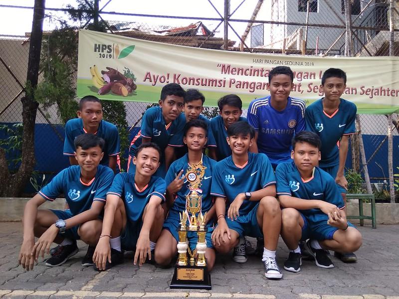 Juara 1 Futsal Yakobus Cup