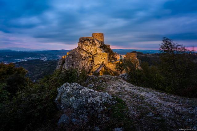 Srebrenik Fortress, Bosnia and Herzegovina