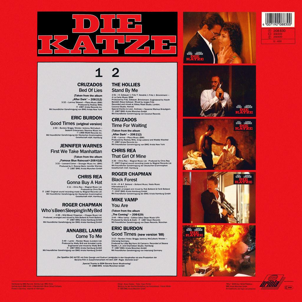 Various Artists - Die Katze