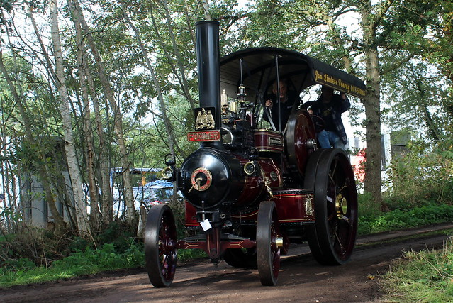 1931 Fowler T3A Steam Tractor