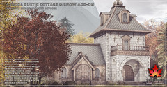 Trompe Loeil - Isadora Rustic Cottage & Snow Add-On for Collabor88 October