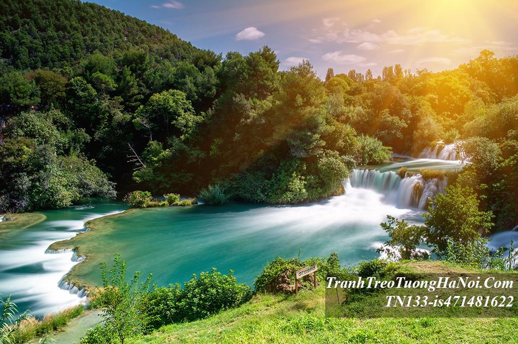AmiA-TN133-is471481622-Waterfalls-Krka-Croatia
