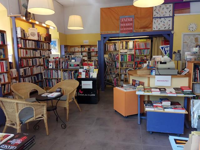 Librairie Intérieur