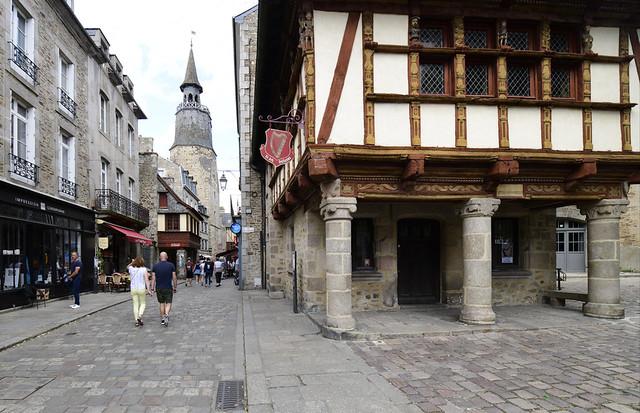 Dinan, Bretagne, France, August_2019_584