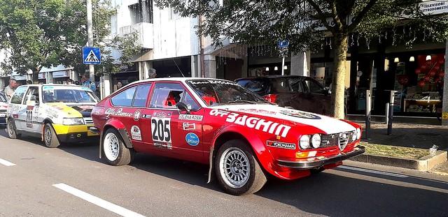Alfa Romeo Alfetta GT Gr. A