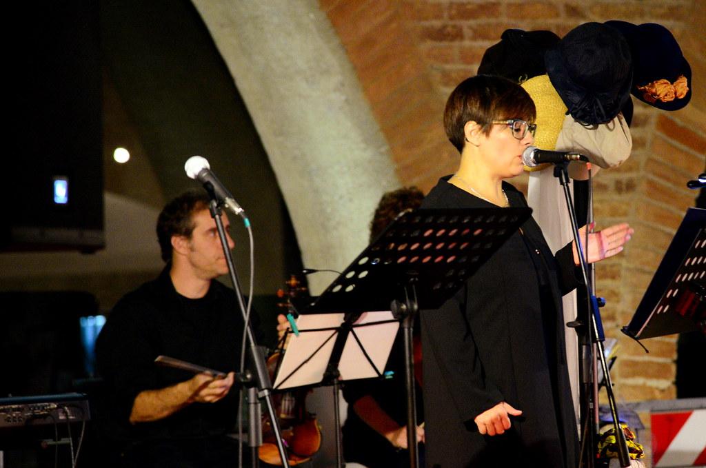 RESTATE IN CITTA' - NOTE DI SETTEMBRE - CONCERTO - PRENDI IN NOTA - DONNA IN MUSICA  27 SETTEMBRE 2019 Foto A. Artusa