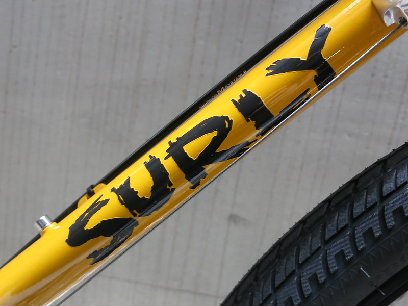 SURLY Disc Trucker YL Logo