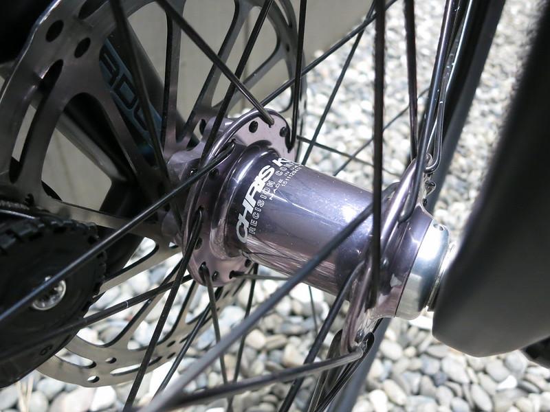 RLT9 Steel Grey Hub