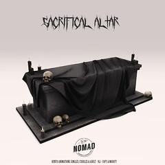 NOMAD // Sacrifical Altar