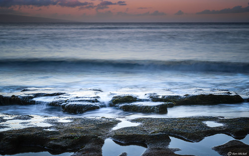 beach coast hawaii kaanapali kenmickelphotography landscape longexposure longexposurephotography maui ocean outdoors seascape seashore waterscape waves nature photography water lahaina unitedstatesofamerica