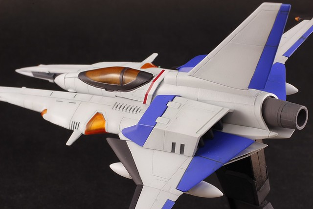 KONAMI 指令最佳代言人!PLUM《宇宙巡航艦》VIG VIPER 1/144 比例模型(ビックバイパー ver.グラディウス IV)