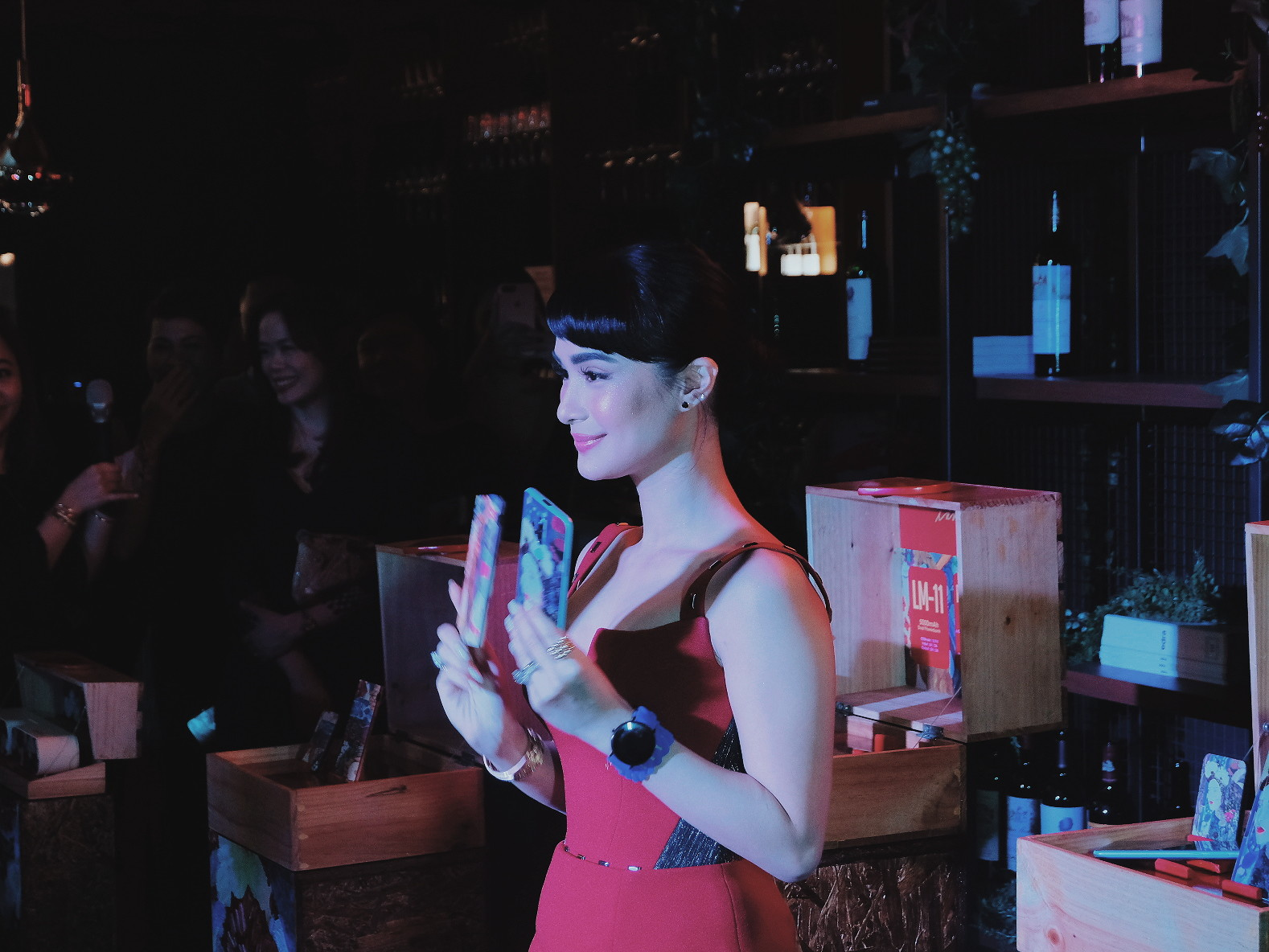Heart Evangelista x Cherry Mobile: Love Marie Collection