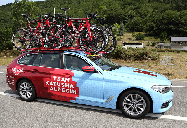 Tour de France 2019 - Katusha Alpecin