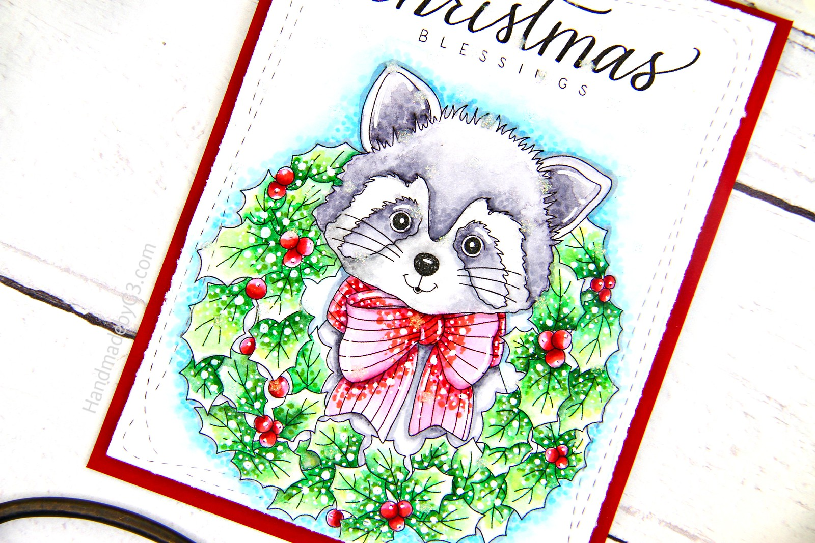 SSS Christmas card #5 closeup1