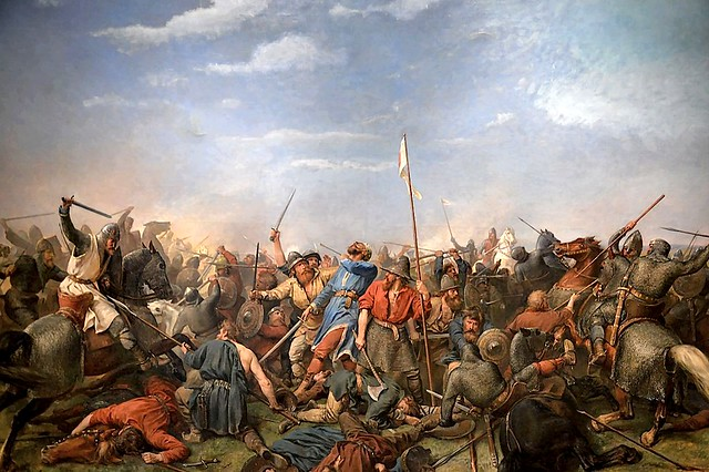 arbo, per nicolai - The Battle of Stamford Bridge