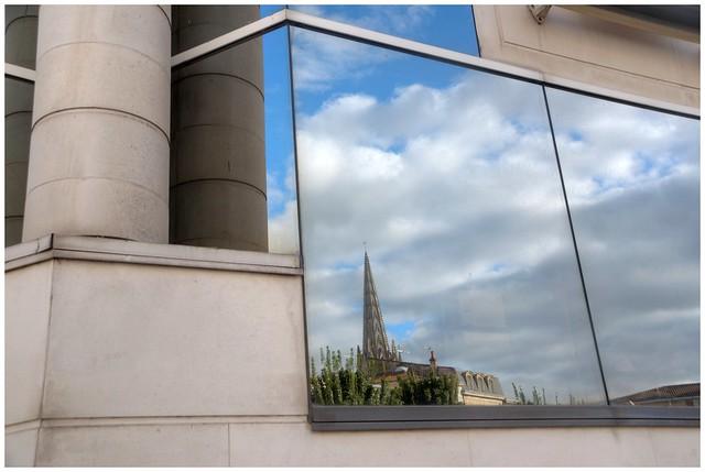 Reflets de Notre Dame