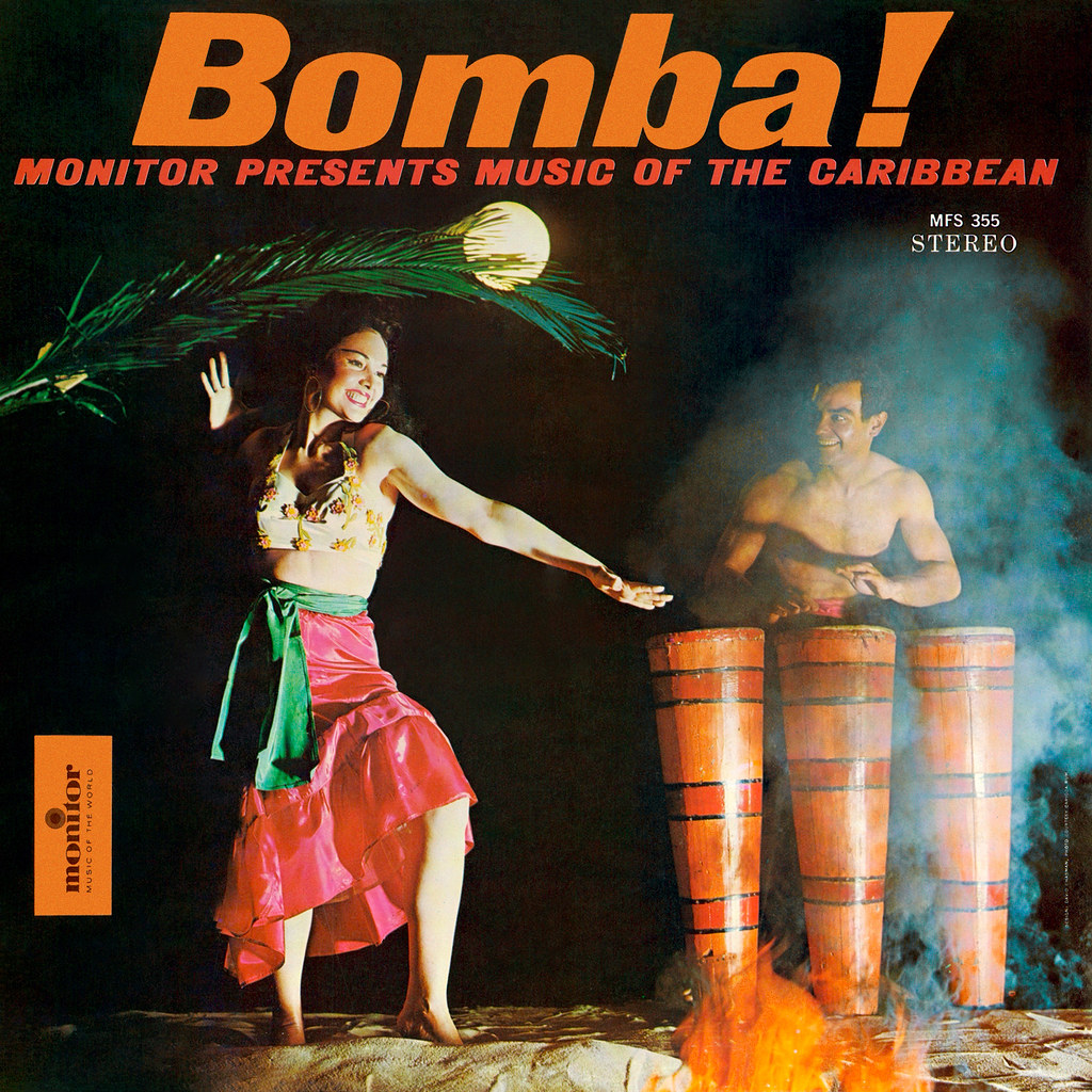 Various Artists - Bomba! Music of the Caribbean