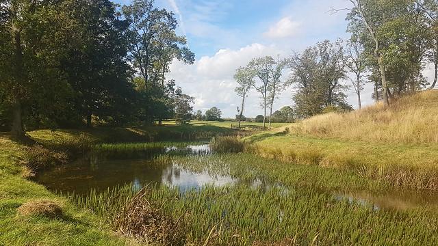 Elizabethan Water Garden, Lyveden, Northants