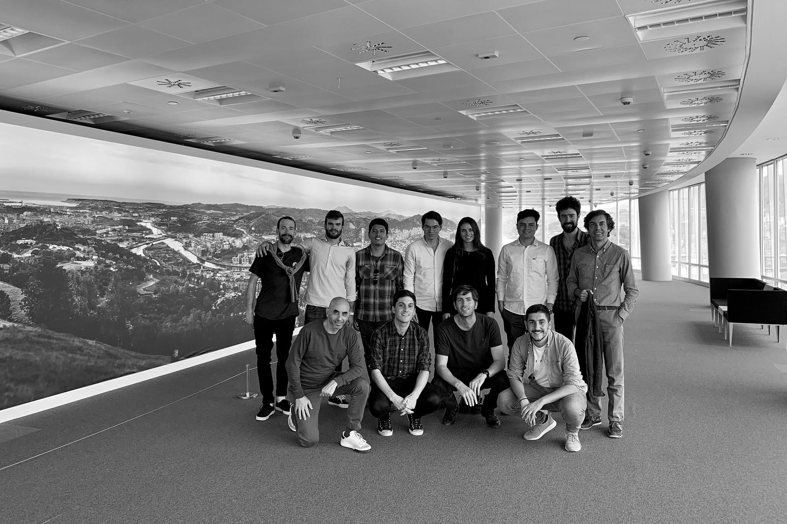 Workshop en Bilbao con Nader Tehrani. MtDA. 2019-20