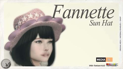 Fannette SunHat - Gift