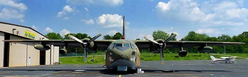Fairchild C-123K Pakkuja 3