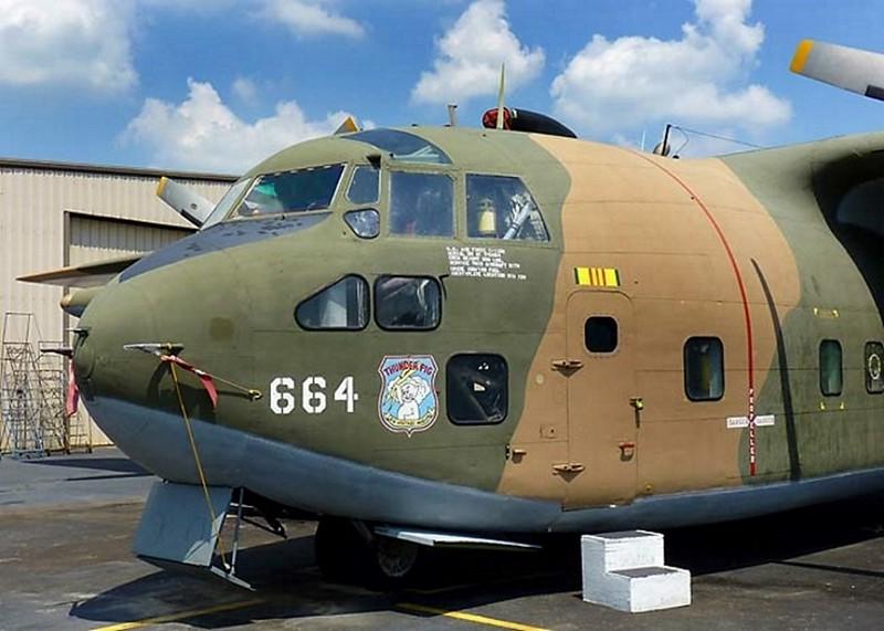 Fairchild C-123K Pakkuja 4