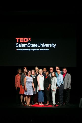 TEDxSalemStateUniversity_2019_Speakers Provost Speakers Coach Organizer 4
