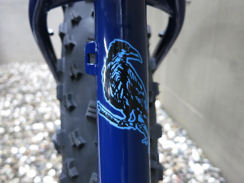 SURLY Wednesday Blue Logo 3