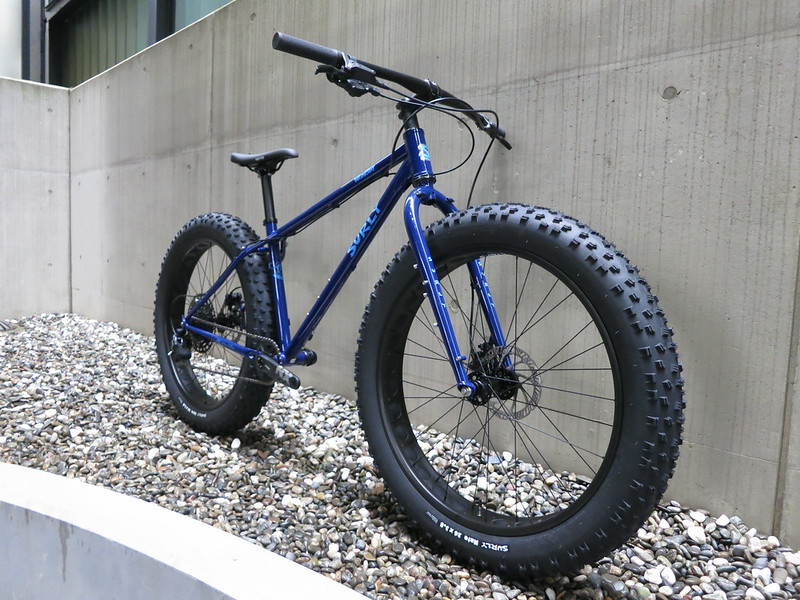SURLY Wednesday Blue 2