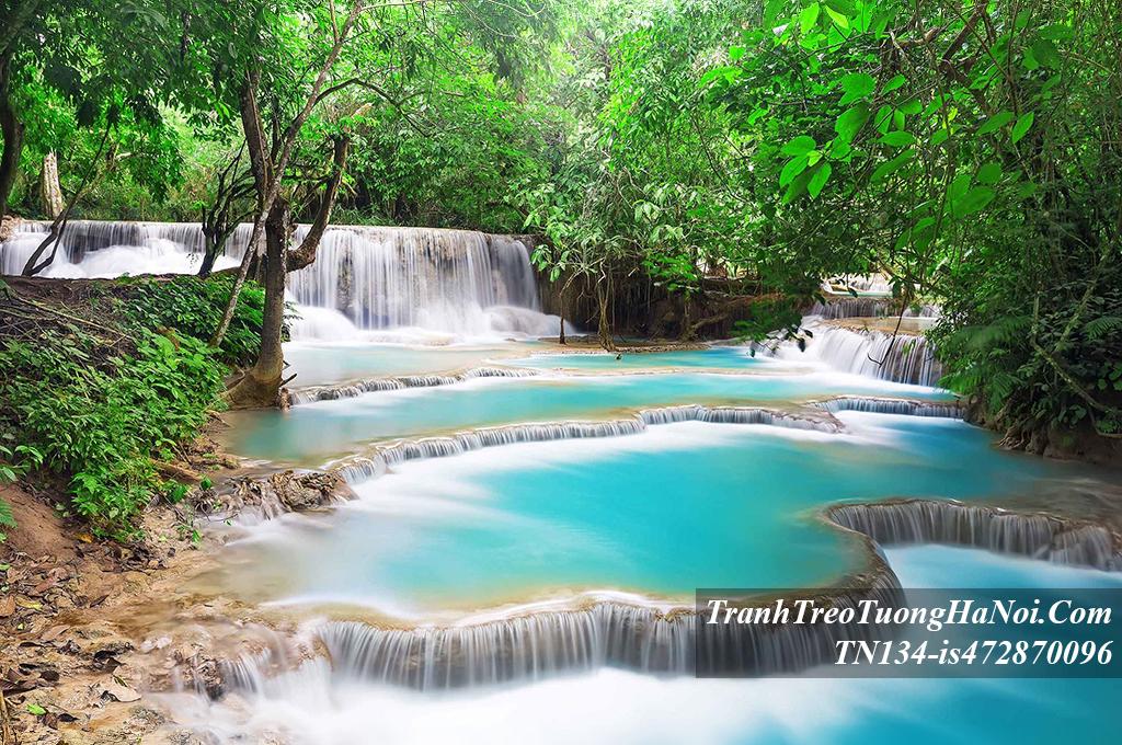 TN134-is472870096-Tat-Kuang-Si-Waterfalls-at-Laos