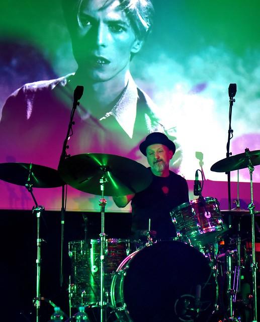 28-sep-2019 Thin White Duke David Bowie Experience